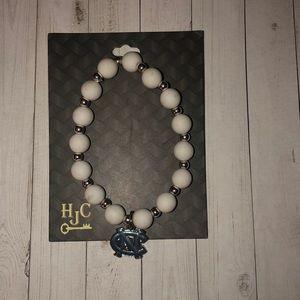 Jewelry - UNC Tarheels Bracelet